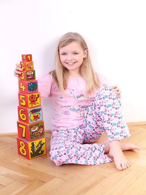Dětské Pyžamo MOLVY KT53 Velikost: 110