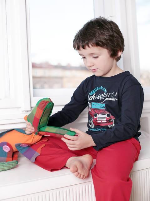 FOLTÝN Dětské Pyžamo MOLVY KT57 Velikost: 110