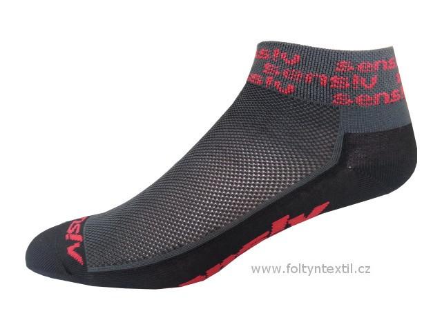 Sportovní Ponožky NOVIA Cyklo Senzitiv 01 Velikost: 44-45