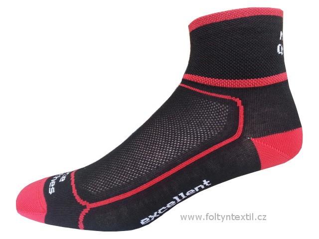 Sportovní Ponožky NOVIA Cyklo Excellent 03 Velikost: 44-45