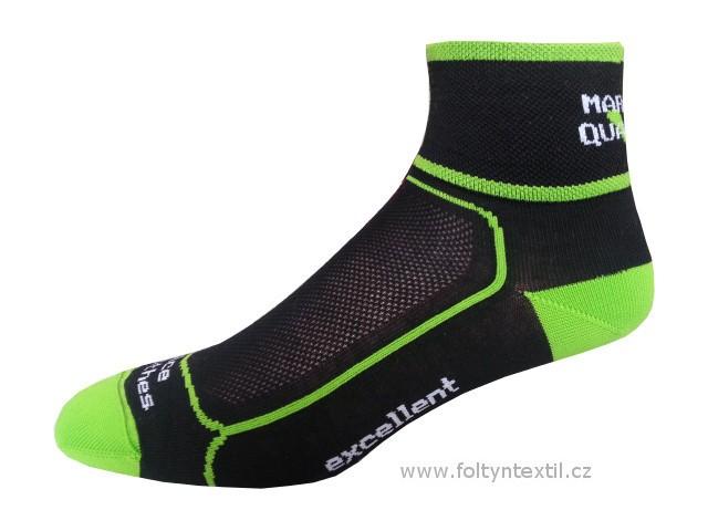 Sportovní Ponožky NOVIA Cyklo Excellent 01 Velikost: 44-45