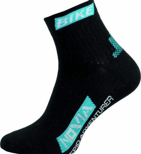 Sportovní Ponožky NOVIA Bike 03 Velikost: 38-39