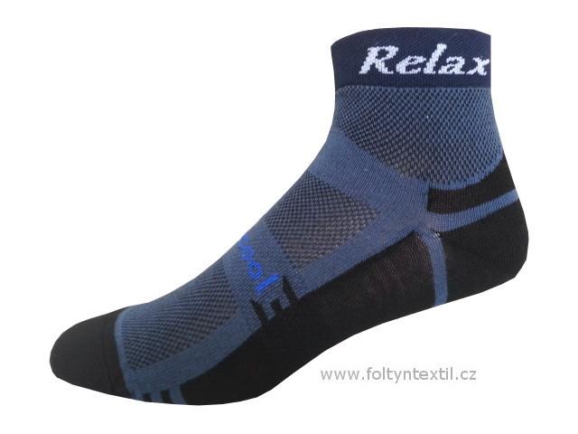 Sportovní Ponožky NOVIA RELAX 01 Velikost: 44-45