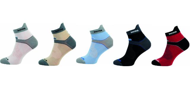 Sportovní Ponožky NOVIA Air Style 5 párů v balení Velikost: 42-43