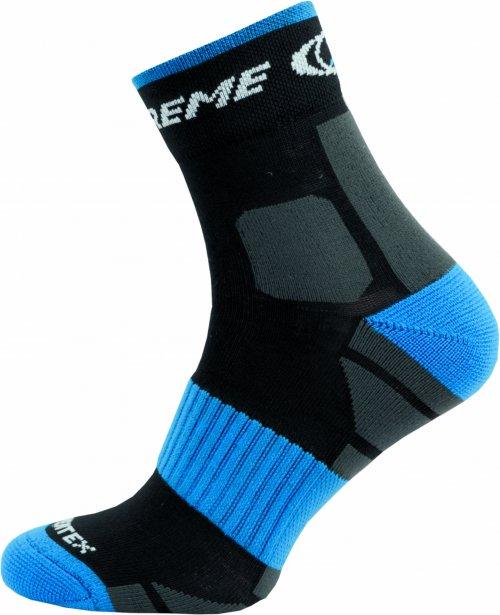 Sportovní Ponožky NOVIA Silvertex Extreme tmavě modré Velikost: 44-45
