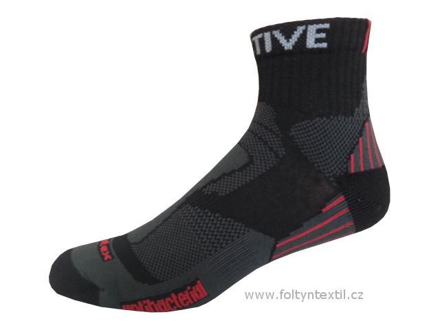 Sportovní Ponožky NOVIA Silvertex Active 01 Velikost: 44-45