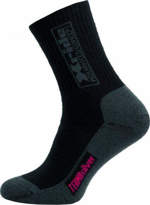 Sportovní Ponožky NOVIA Silvertex Xride 02 černé Velikost: 40-41