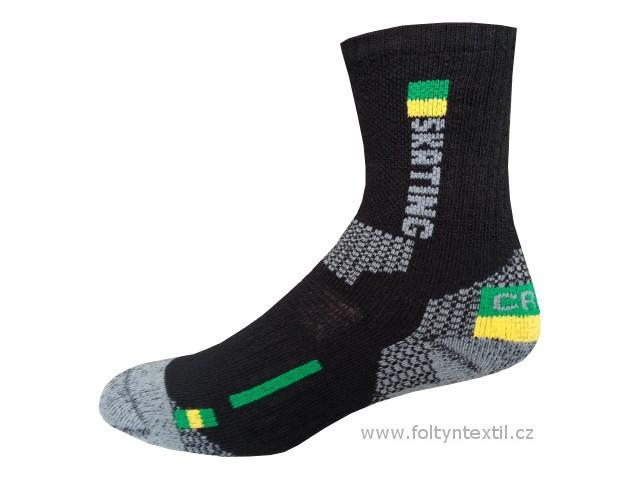 Sportovní Ponožky NOVIA Thermo Skating 03 Velikost: 44-45