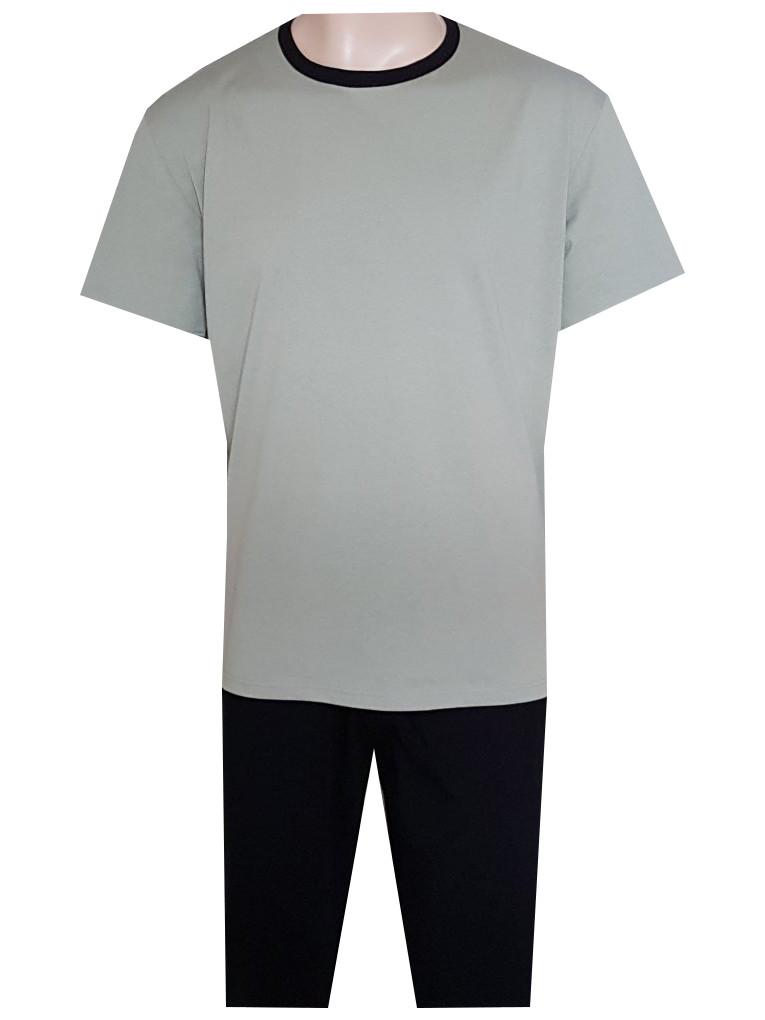 Pánské Pyžamo Krátké FOLTÝN PK 25 Velikost: 2XL