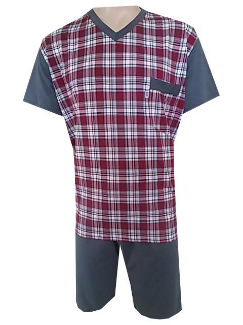 Pánské Pyžamo Krátké FOLTÝN PK 124 Velikost: 3XL