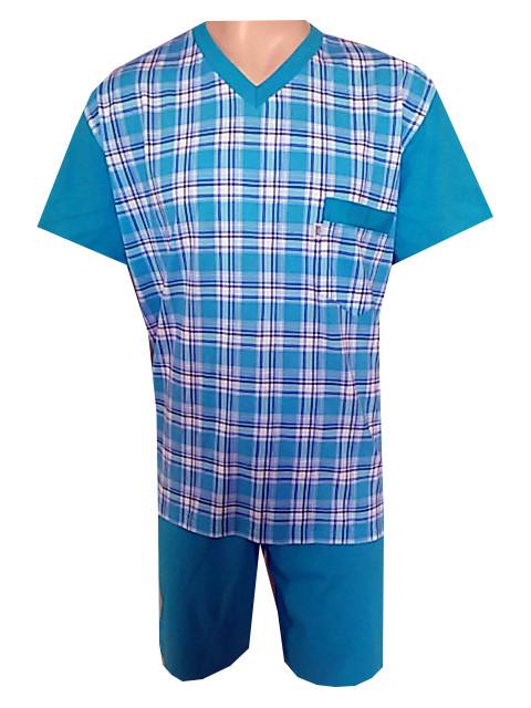 Pánské Pyžamo Krátké FOLTÝN PK 125 Velikost: 3XL