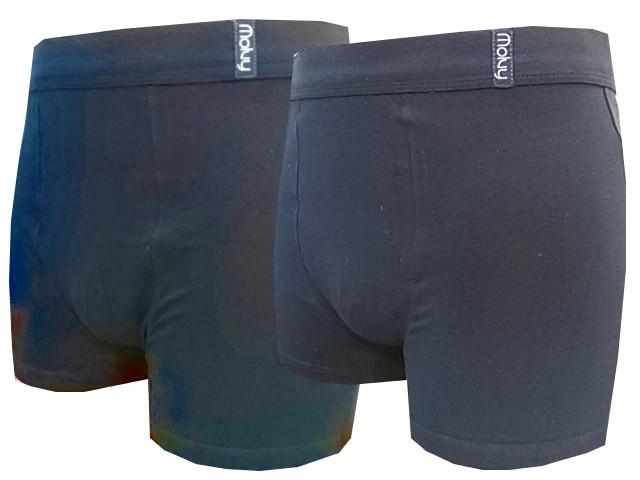 Pánské Boxerky MOLVY 2 kusy v balení KP041BEU Velikost: M