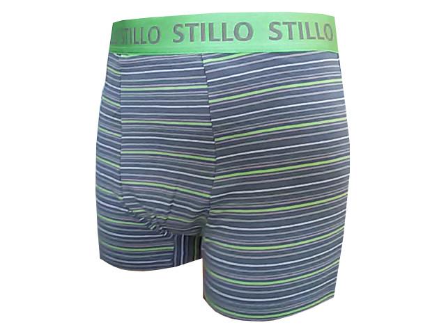Boxerky STILLO STP010M zelené Velikost: 2XL