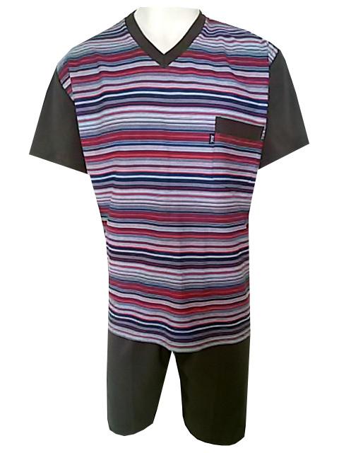 Pánské Pyžamo Krátké FOLTÝN PK 127 Velikost: XL