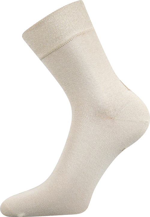 Zdravotní ponožky Lonka HANER Béžová Velikost: 39-42