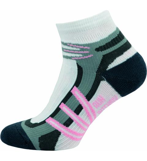 Sportovní Ponožky NOVIA Run Intensiv 02 Velikost: 40-41