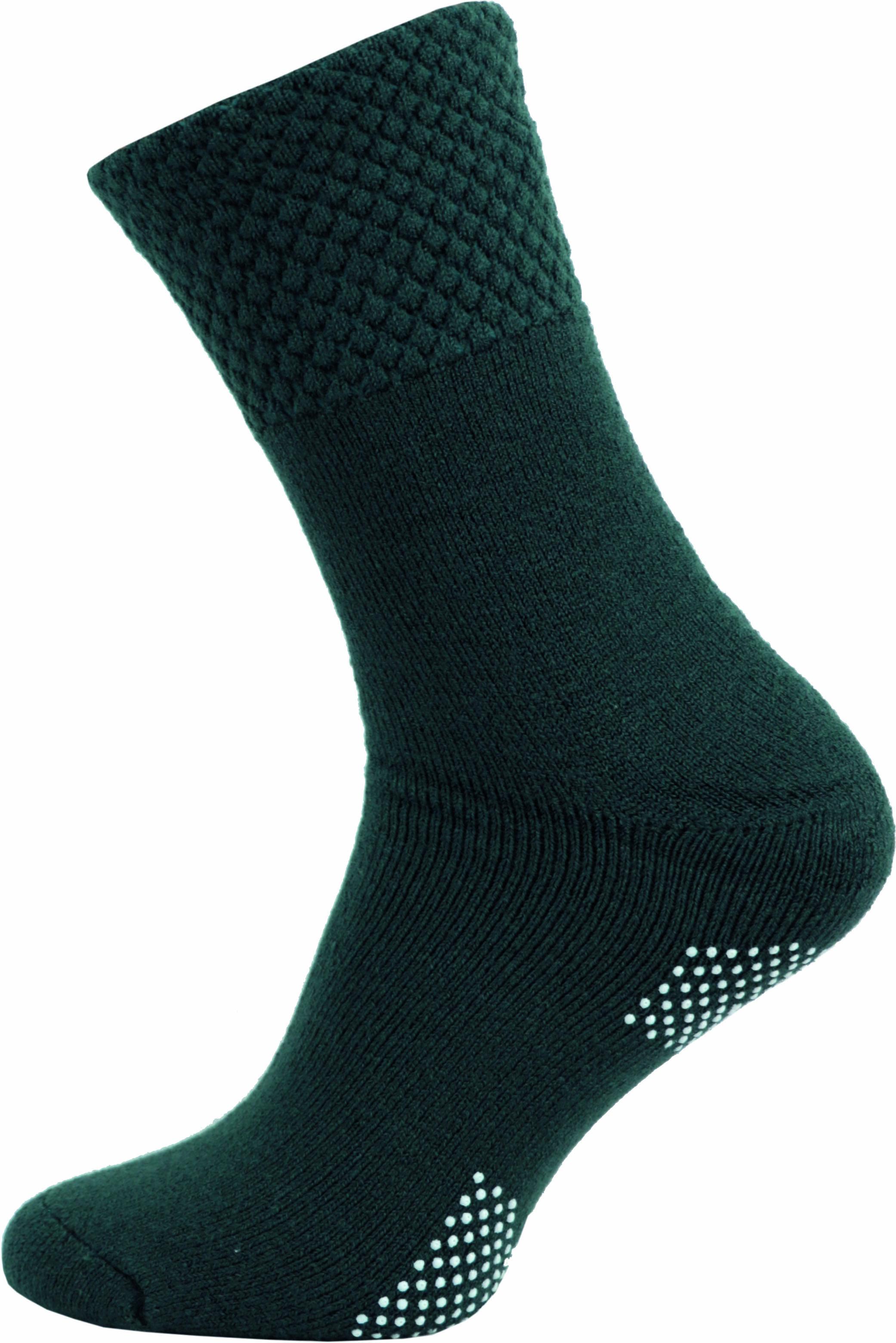 Froté Ponožky NOVIA 92N tmavě šedé Velikost: 35-38