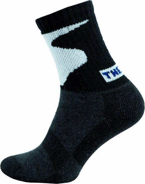 Froté Ponožky NOVIA 95FI černobílé Velikost: 35-38