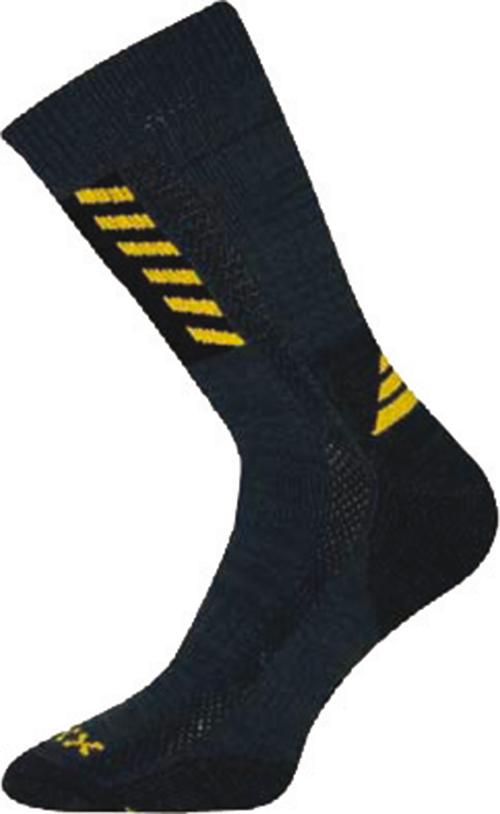 Pracovní Ponožky VoXX Power work tmavě šedá Velikost: 39-42