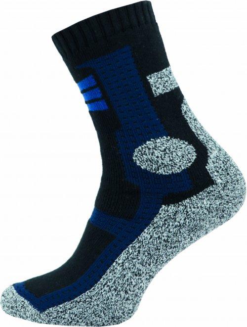 Thermo Ponožky NOVIA Cross tmavě modré Velikost: 44-45