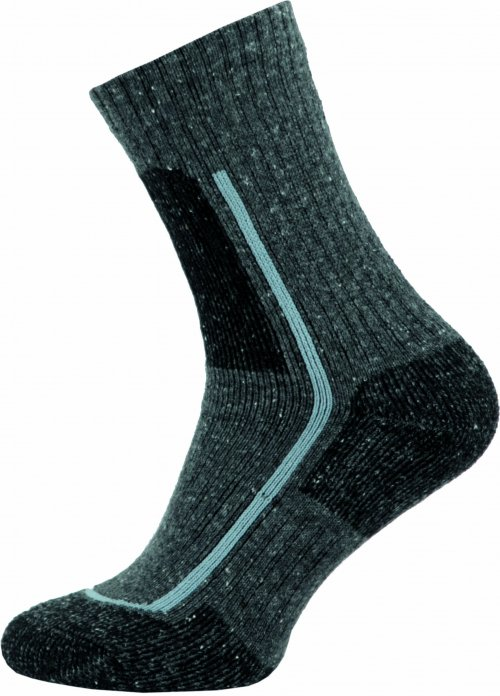 Thermo Ponožky NOVIA 100S šedé Velikost: 44-45