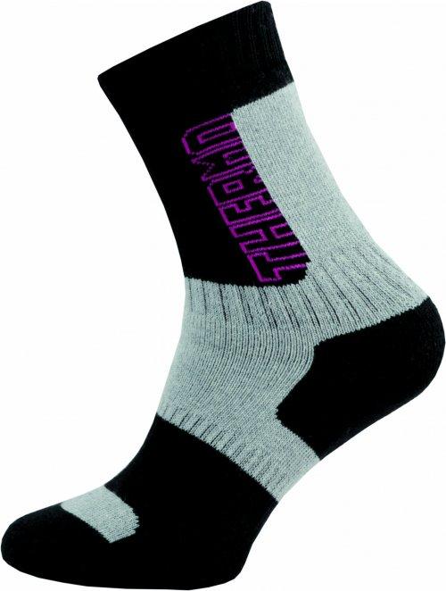 Thermo Ponožky NOVIA Silvertex 252N růžové Velikost: 38-39