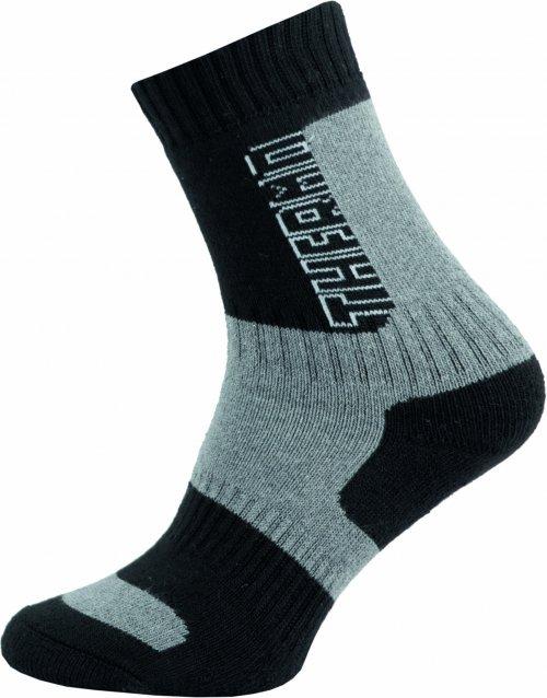 Thermo Ponožky NOVIA Silvertex 252N edé Velikost: 38-39