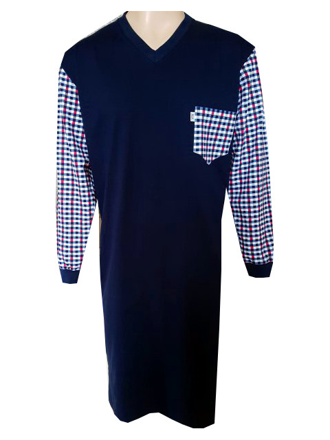Pánská Noční Košile FOLTÝN NK77 Velikost: S