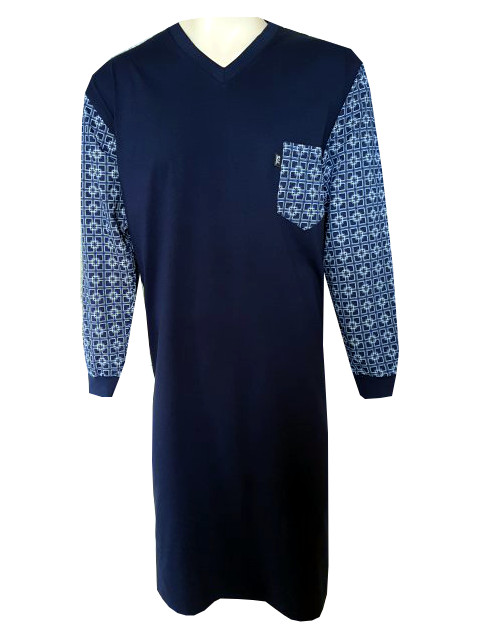 Pánská Noční Košile FOLTÝN NK78 Velikost: S