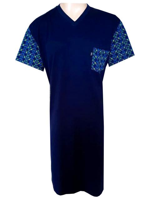 Pánská Noční Košile FOLTÝN NK81 Velikost: S