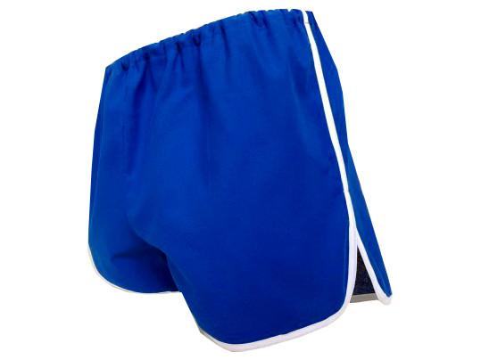 Sportovní Trenýrky FOLTÝN modré TS 01 Velikost: M, Materiál: Plátno