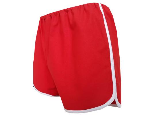 Sportovní Trenýrky FOLTÝN červené TS 02 Velikost: XL, Materiál: Plátno