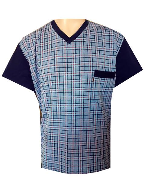 Pánský Pyžamový Kabátek FOLTÝN PPKK04 Velikost: XL