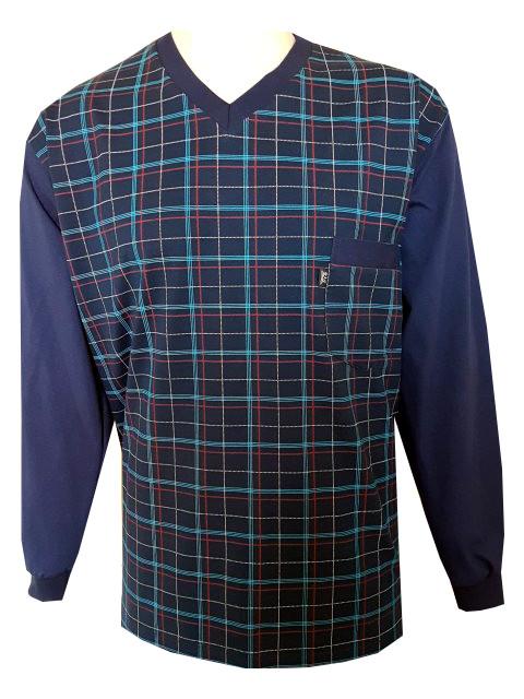 Pánský Pyžamový Kabátek FOLTÝN PPKD01 Velikost: XL