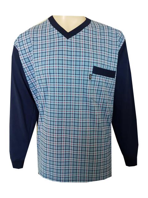 Pánský Pyžamový Kabátek FOLTÝN PPKD02 Velikost: XL