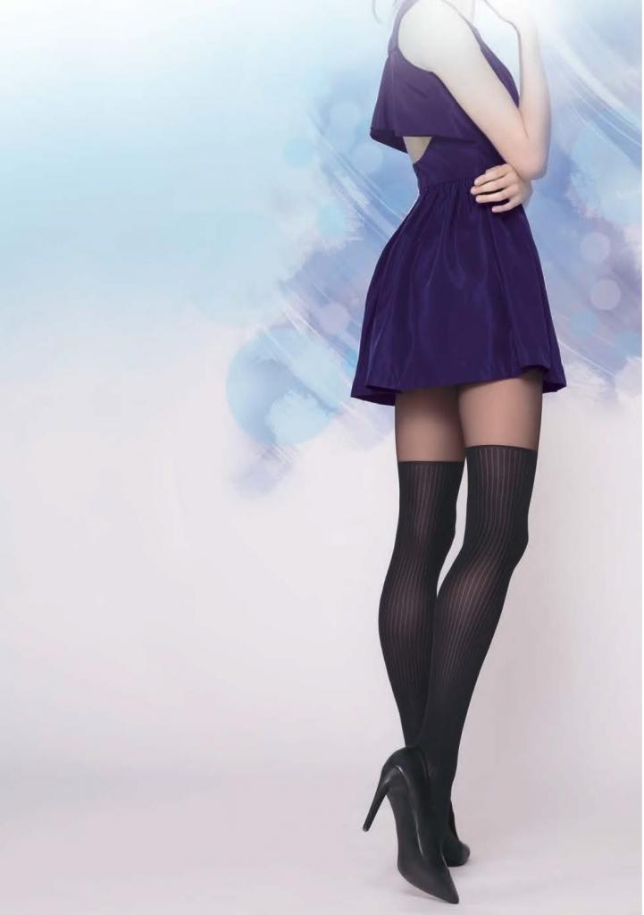 Punčochové kalhoty GATTA GIRL UP 32 Barva: černá, Velikost: 2