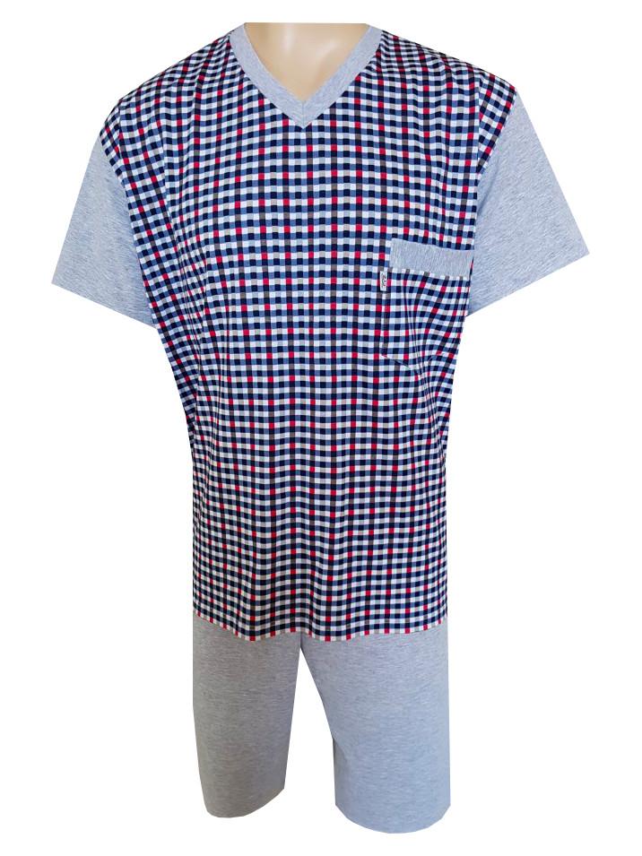 Pánské Pyžamo Krátké FOLTÝN PK 151 Velikost: XL