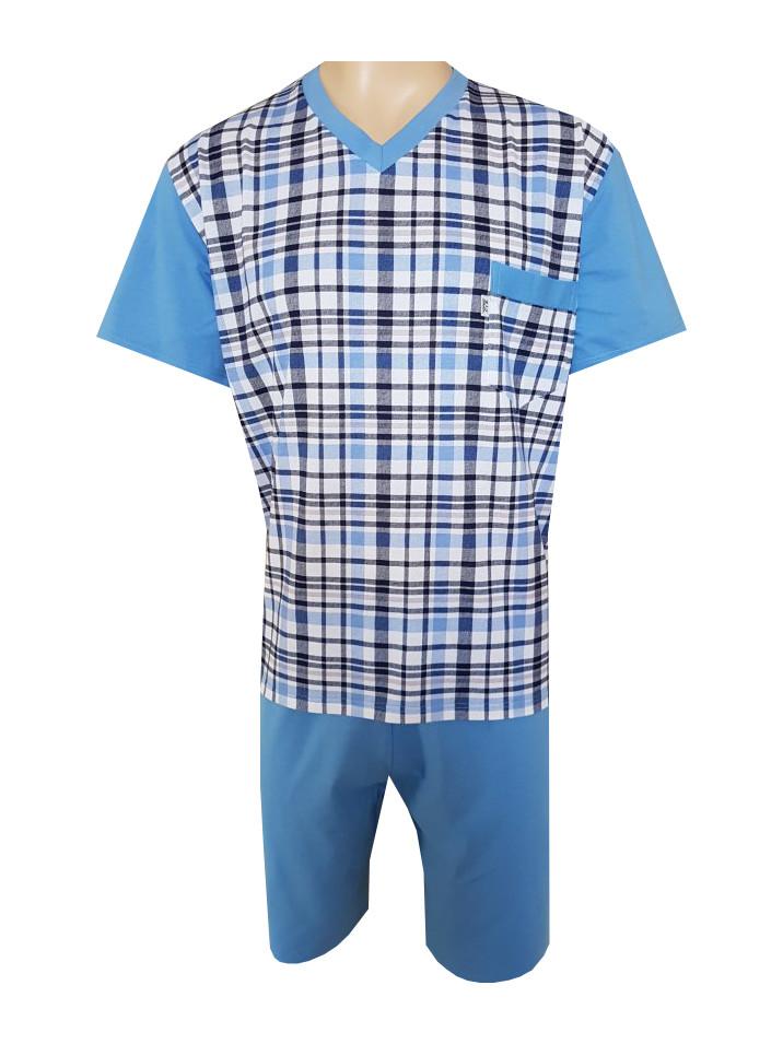 Pánské Pyžamo Krátké FOLTÝN PK 152 Velikost: XL