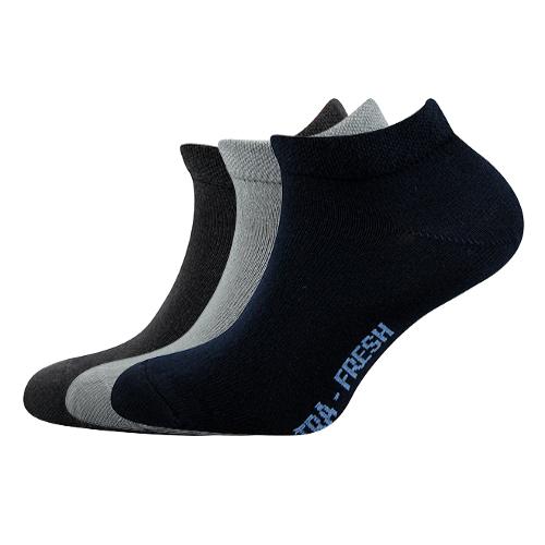 Dětské ponožky 3 kusy v balení VoXX Čeněk mix B Velikost: 20-24