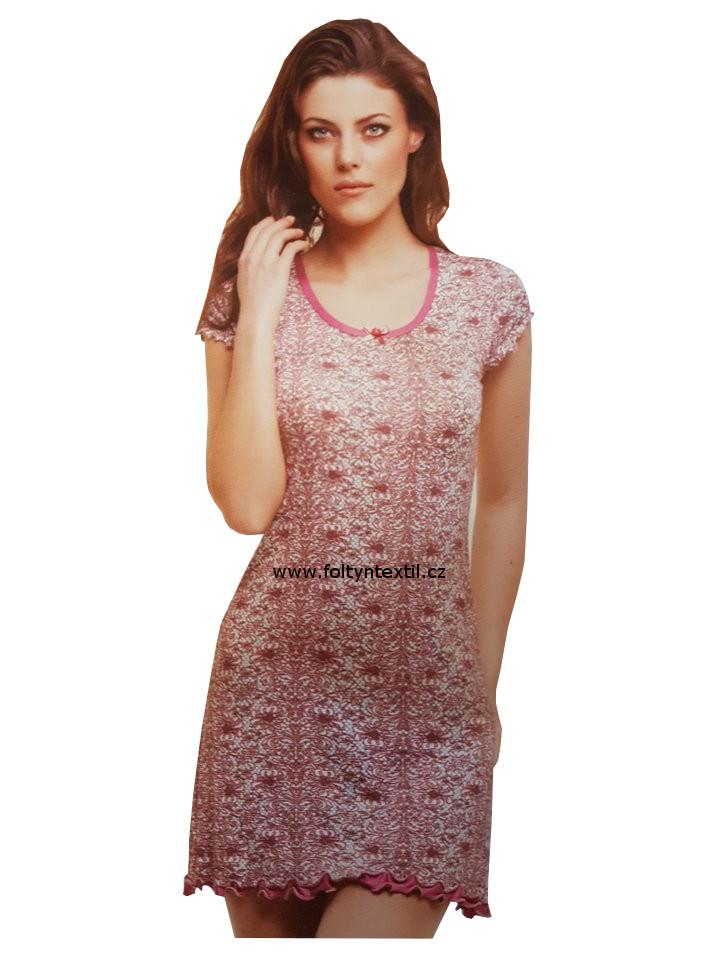 Dámská Noční Košile Cocoon Secret COC 729 KG Velikost: XL