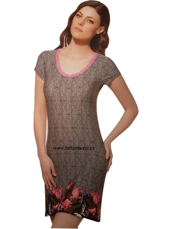 Dámská Noční Košile Cocoon Secret COC 754 KG Velikost: XL
