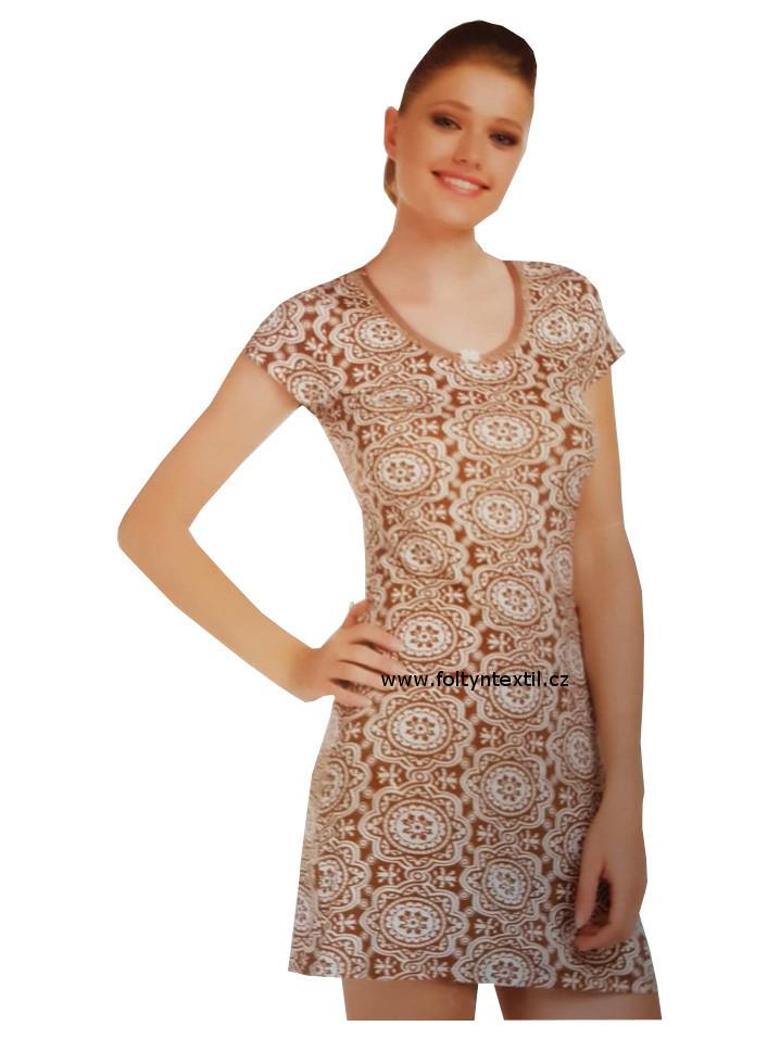 Dámská Noční Košile Cocoon Secret COC 791 KG Velikost: XL