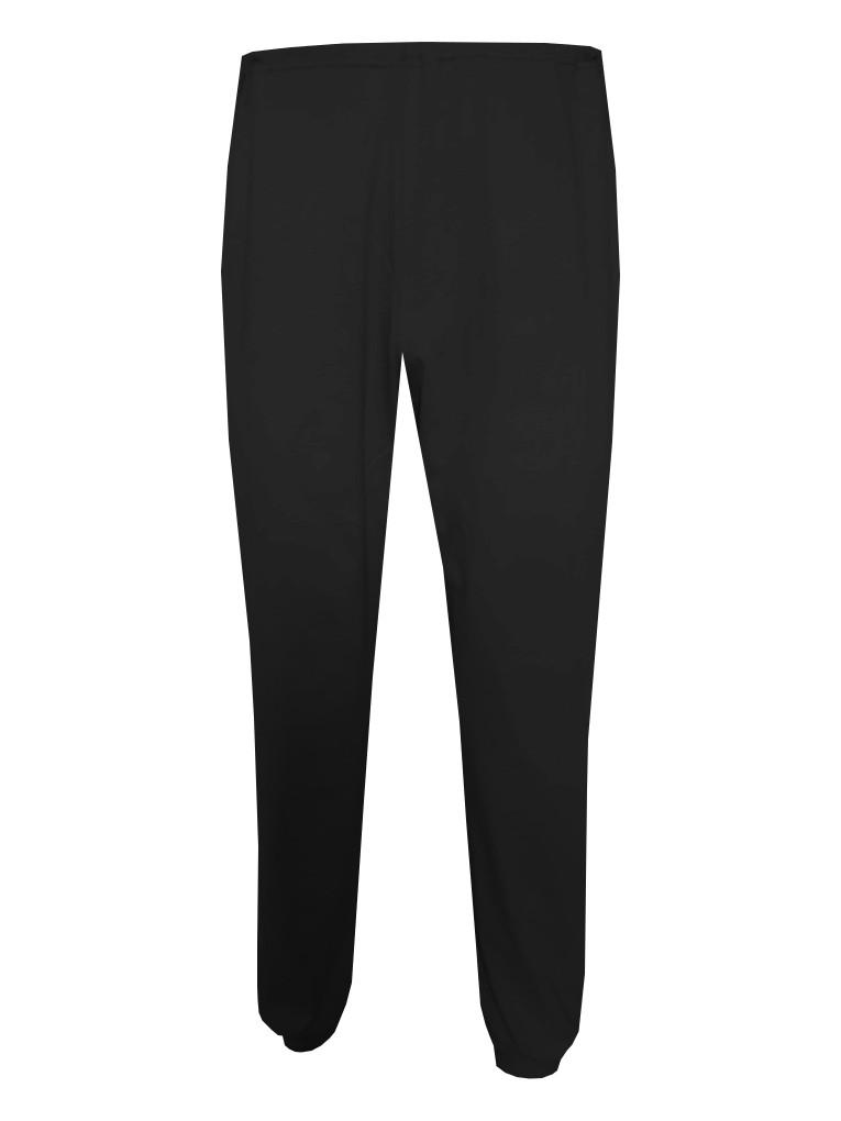 Pánské Pyžamové kalhoty Foltýn dlouhé černé Velikost: 2XL