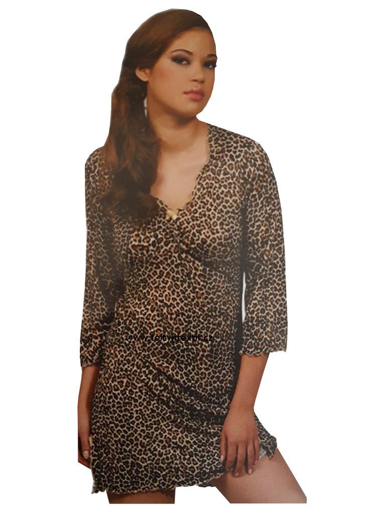 Dámská Noční Košile Cocoon Secret COC 12 YKG Velikost: XL