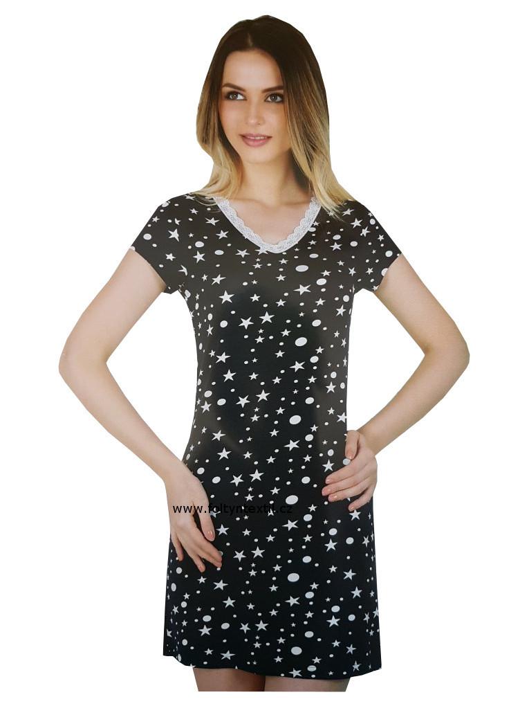 Dámská Noční Košile Cocoon Secret COC 879 KG Velikost: XL