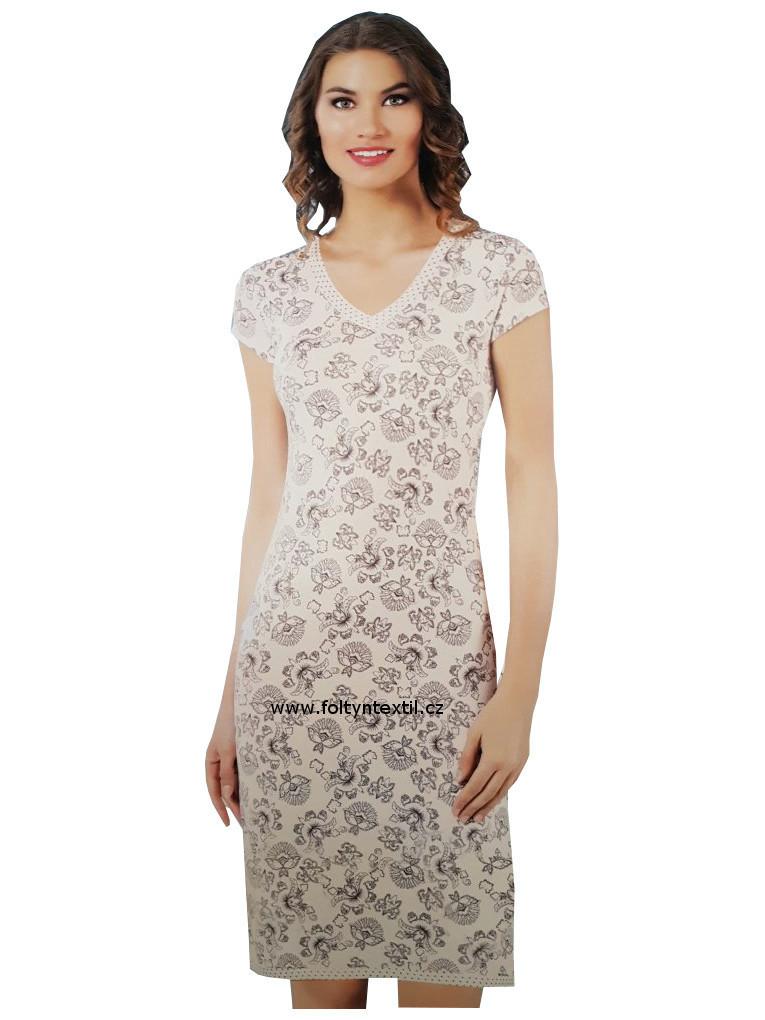 Dámská Noční Košile Cocoon Secret COC 2881 KG Velikost: XL
