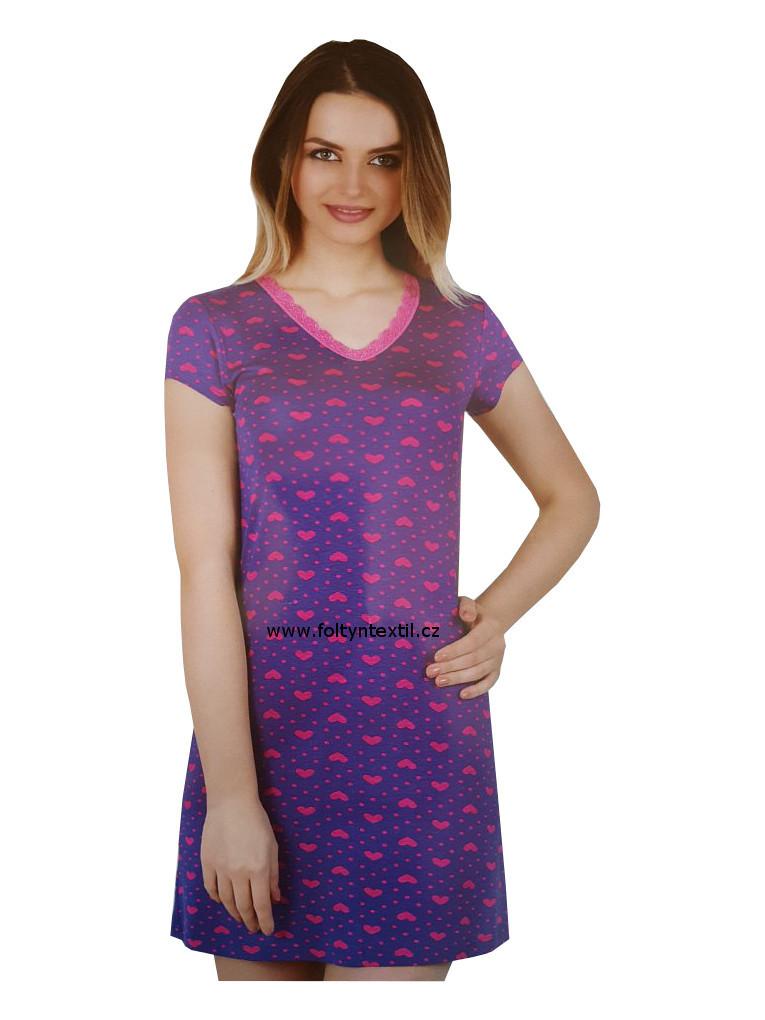 Dámská Noční Košile Cocoon Secret COC 877 KG Velikost: XL