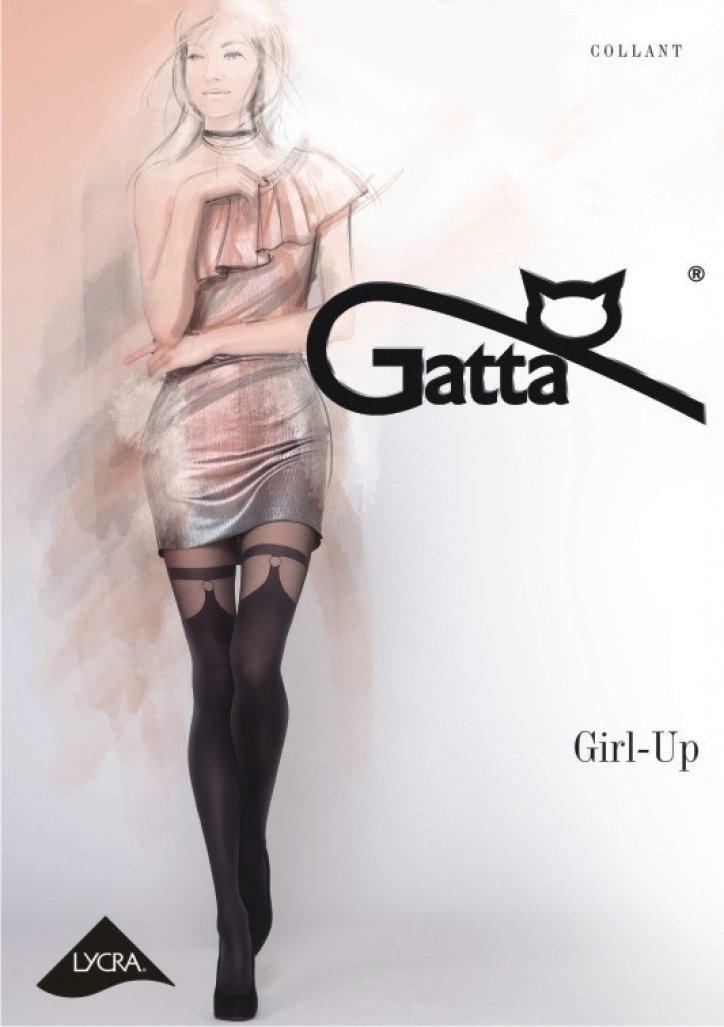Punčochové kalhoty GATTA GIRL UP 28 Barva: černá, Velikost: 4