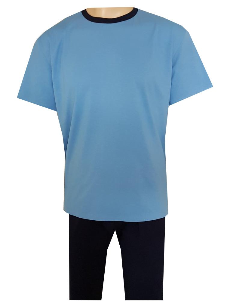 Pánské Pyžamo Krátké FOLTÝN PK 36 Velikost: 2XL