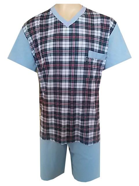 Pánské Pyžamo Krátké FOLTÝN PK 121 Velikost: XL